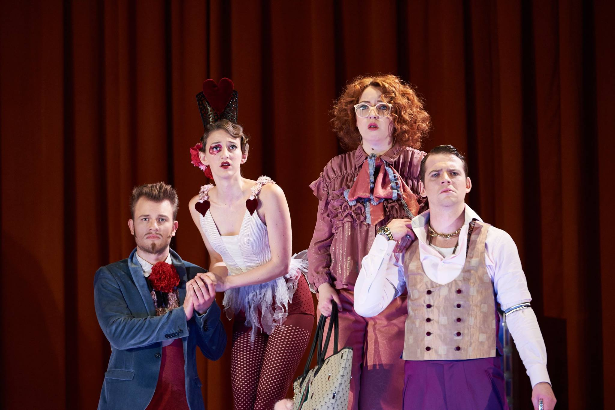 Herr Eiler | Der Schauspieldirektor | Salzburger Festspiele YSP 2017 | © Matthias Baus